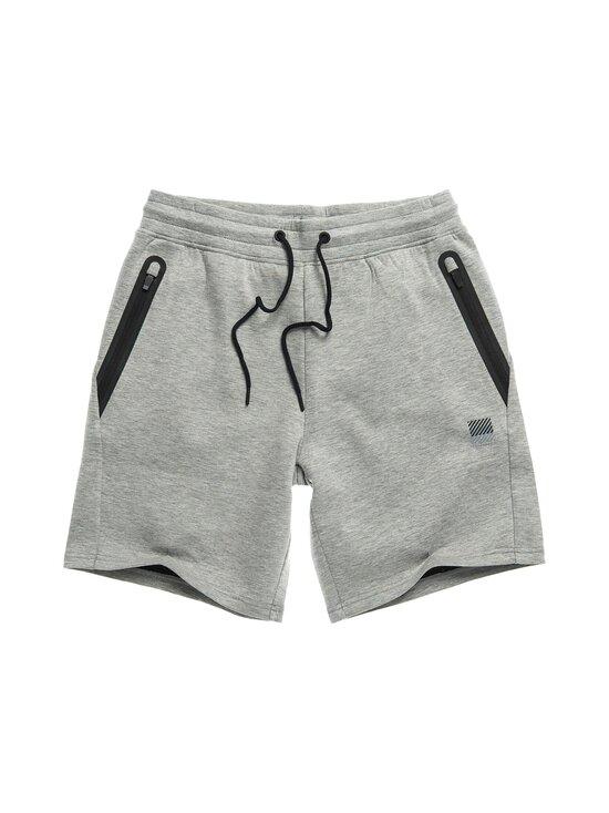 Superdry Sport - Training Gymtech Shorts -shortsit - 07Q GREY MARL | Stockmann - photo 1