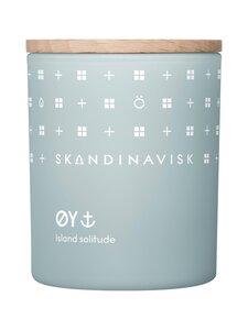 Skandinavisk - ØY-tuoksukynttilä 65 g - POWDER BLUE | Stockmann