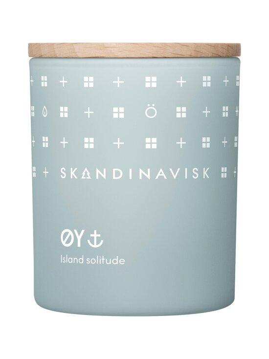 Skandinavisk - ØY-tuoksukynttilä 65 g - POWDER BLUE | Stockmann - photo 1