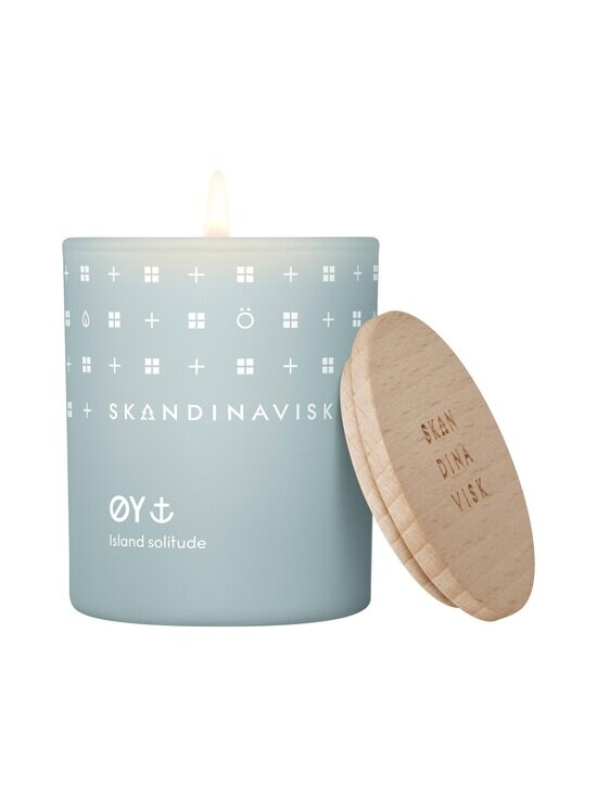 Skandinavisk - ØY-tuoksukynttilä 65 g - POWDER BLUE | Stockmann - photo 2