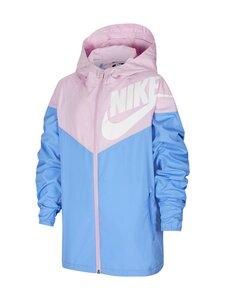 Nike - Sportswear Windrunner -takki - LT ARCTIC PINK/ROYAL PULSE/WHITE/WHITE | Stockmann