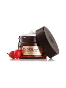 The Body Shop - Body Scrub African Ximenia -vartalokuorinta 350 ml | Stockmann