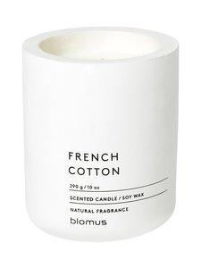 Blomus - Fraga French Cotton -tuoksukynttilä - WHITE | Stockmann