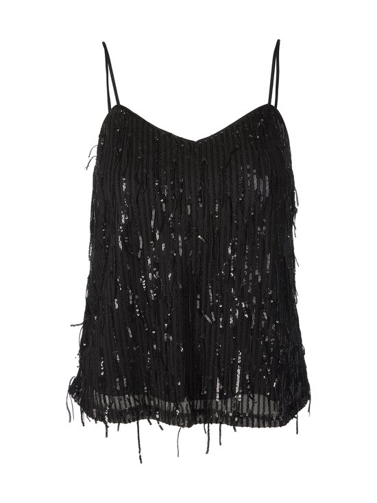 Vila - ViRomanti Sequin -pusero - BLACK DETAIL:SEQUIN | Stockmann - photo 1