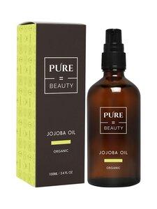 Pure=Beauty - Jojoba Oil Organic -jojobaöljy 100 ml | Stockmann