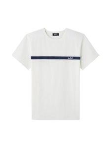 A.P.C - Yukata T-Shirt -paita - WHITE   Stockmann