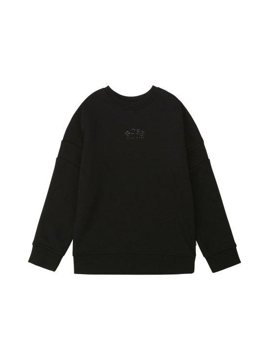 Hugo Boss Kidswear - Collegepaita - 09B BLACK   Stockmann - photo 1