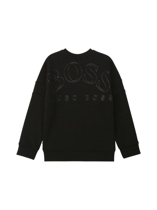Hugo Boss Kidswear - Collegepaita - 09B BLACK   Stockmann - photo 2