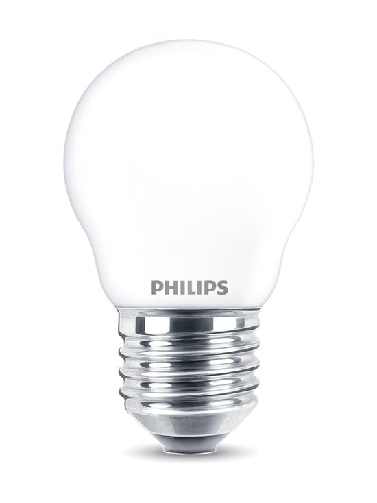 Philips - LED Classic E27 P45 2,2W (25W) -lamppu - WHITE | Stockmann - photo 2