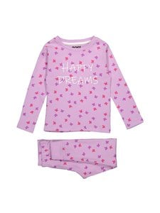 Bogi - Jille-pyjama - PINK AOP | Stockmann