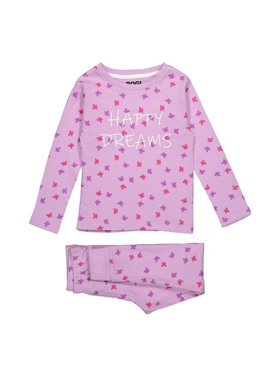 Bogi - Jille-pyjama - PINK AOP | Stockmann - photo 1