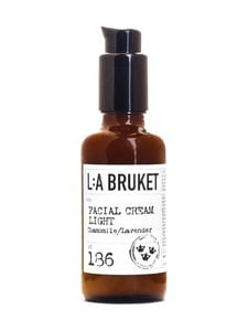L:A Bruket - No 186 Facial Cream Light Chamomile/Lavender -kasvovoide 50 ml - null | Stockmann
