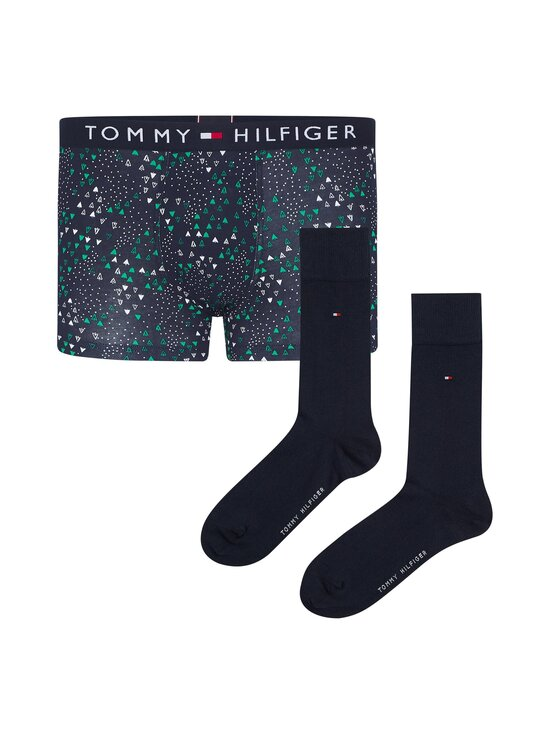 Tommy Hilfiger - Trunk & Sock Set -pakkaus - 0ST DESERT SKY/DESERT SKY | Stockmann - photo 1