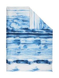 Casa Stockmann - Cloud-pussilakana - WHITE/STORMY BLUE COMBO | Stockmann