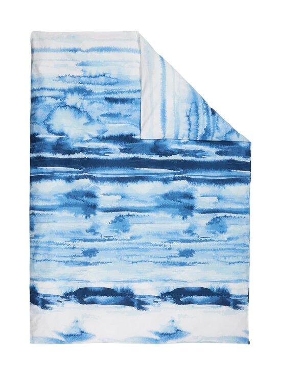 Casa Stockmann - Cloud-pussilakana - WHITE/STORMY BLUE COMBO | Stockmann - photo 1