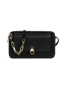 Furla - Miss Mimi Mini Crossbody -nahkalaukku - O6000 NERO | Stockmann