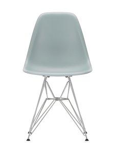 Vitra - Eames DSR -tuoli - 01 CHR/ LIGHT GREY 24 | Stockmann