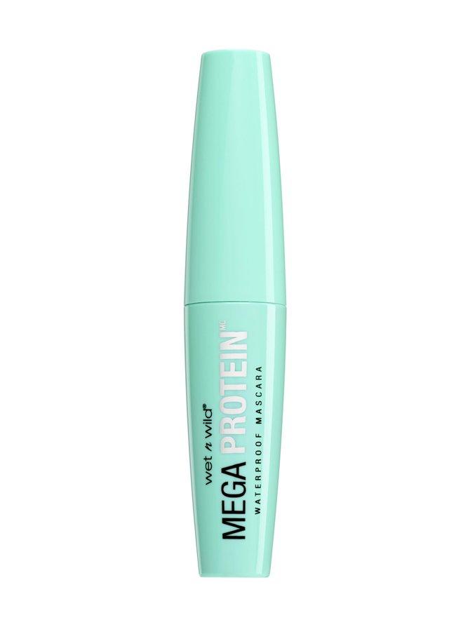 Mega Protein Waterproof Mascara -ripsiväri 6 ml