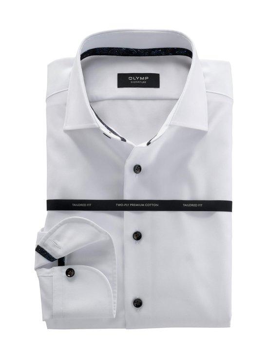 Olymp - Signature Tailored Fit -kauluspaita - 00 WHITE | Stockmann - photo 1