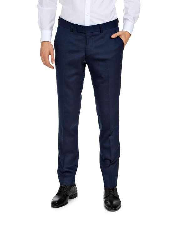 Tiger Of Sweden - Gordon Slim Fit -puvunhousut - COUNTRY BLUE (SININEN) | Stockmann - photo 1