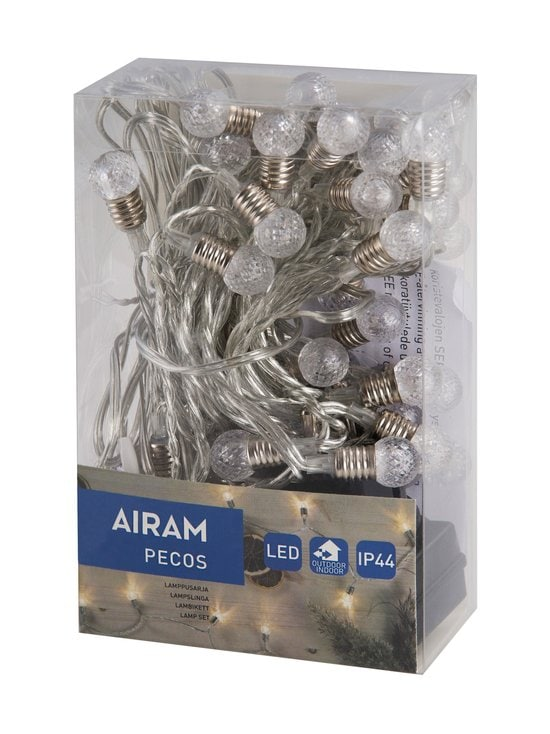 Airam - Pecos 40 -lamppusarja IP44 - CLEAR   Stockmann - photo 2