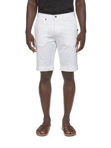 SAND Copenhagen - Cashmere Touch Dolan -shortsit - 000 OPTICAL WHITE | Stockmann