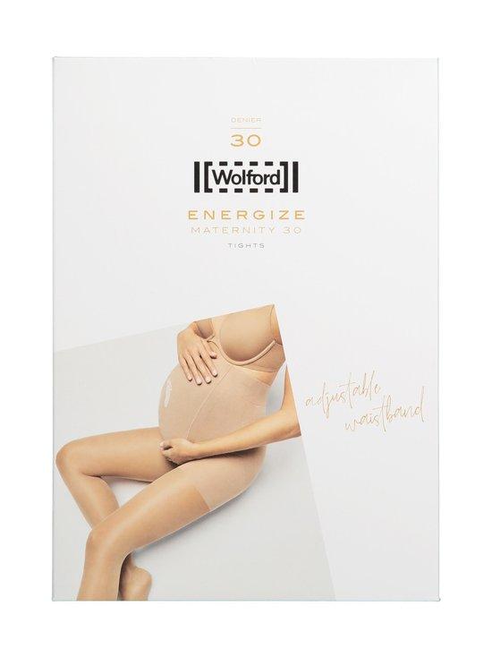 Wolford - Maternity 30 den -äitiyssukkahousut - 9069 BLACK/ASH | Stockmann - photo 1