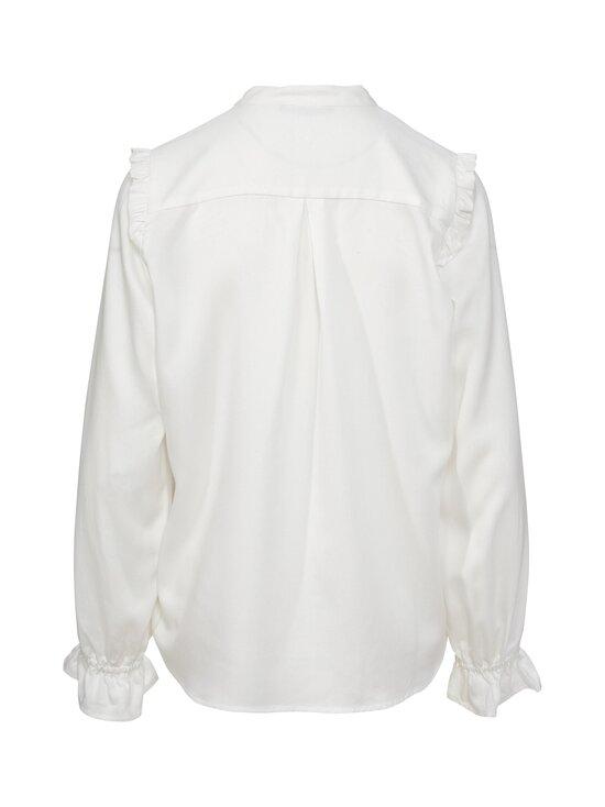 BRUUNS BAZAAR - Pralenza Maribella Shirt -pusero - SNOW WHITE | Stockmann - photo 2