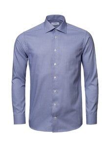 Eton - Shirt Contemporary Twill -kauluspaita - 27 NAVY | Stockmann