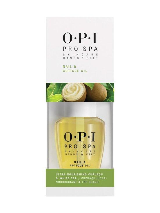 O.P.I. - Pro Spa Nail & Cuticle Oil -kynsinauhaöljy 14,8 ml - null   Stockmann - photo 1