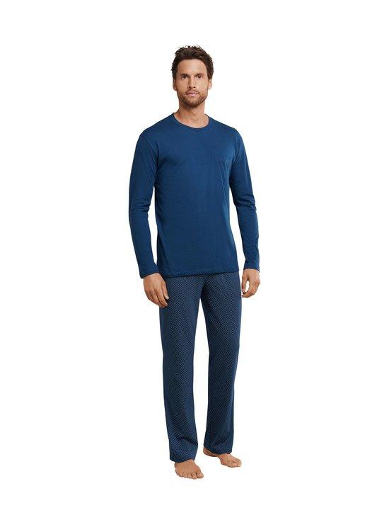Schiesser - Pyjama - 803 DARK BLUE | Stockmann - photo 2