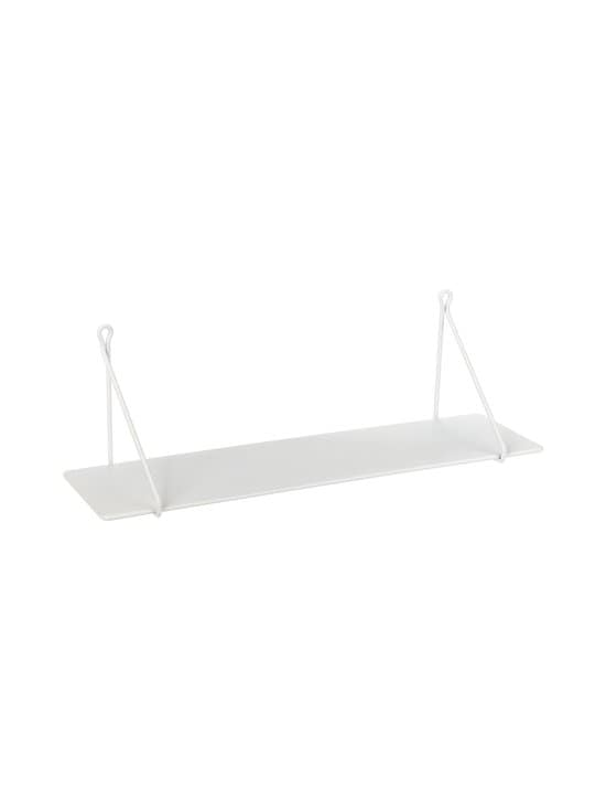Casa Stockmann - Studio-hylly 60 x 17,5 x 19 cm - WHITE | Stockmann - photo 1