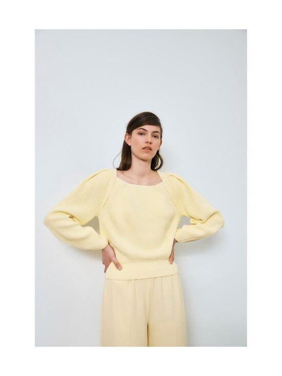 Selected - SlfGry-neule - PASTEL YELLOW | Stockmann - photo 2