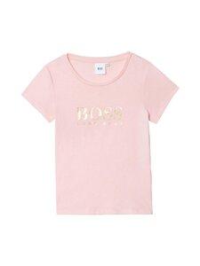 Hugo Boss Kidswear - T-paita - 453 PALE PINK | Stockmann