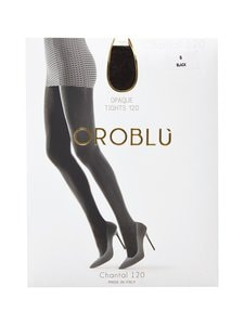 Oroblu - Chantal 120 den -sukkahousut - BLACK (MUSTA) | Stockmann