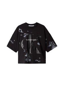 Calvin Klein Jeans Plus - PLUS CLOUD WASHED TEE -paita - BEH CK BLACK   Stockmann