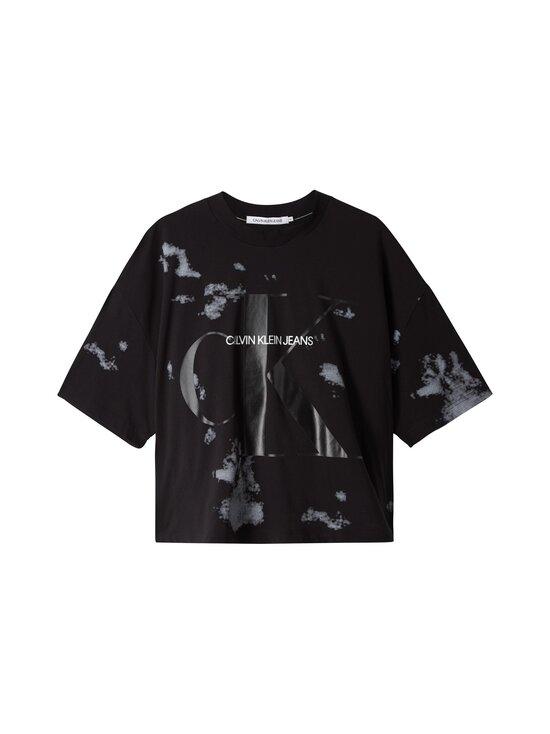 Calvin Klein Jeans Plus - PLUS CLOUD WASHED TEE -paita - BEH CK BLACK | Stockmann - photo 1