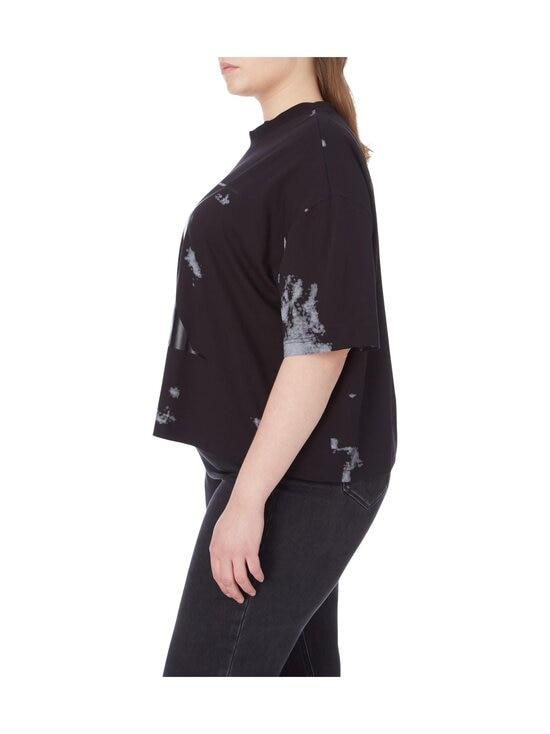 Calvin Klein Jeans Plus - PLUS CLOUD WASHED TEE -paita - BEH CK BLACK | Stockmann - photo 4
