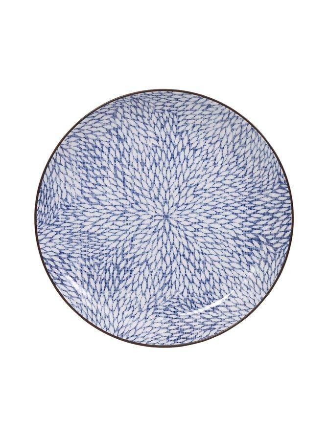 Kiku-lautanen 21,5 cm