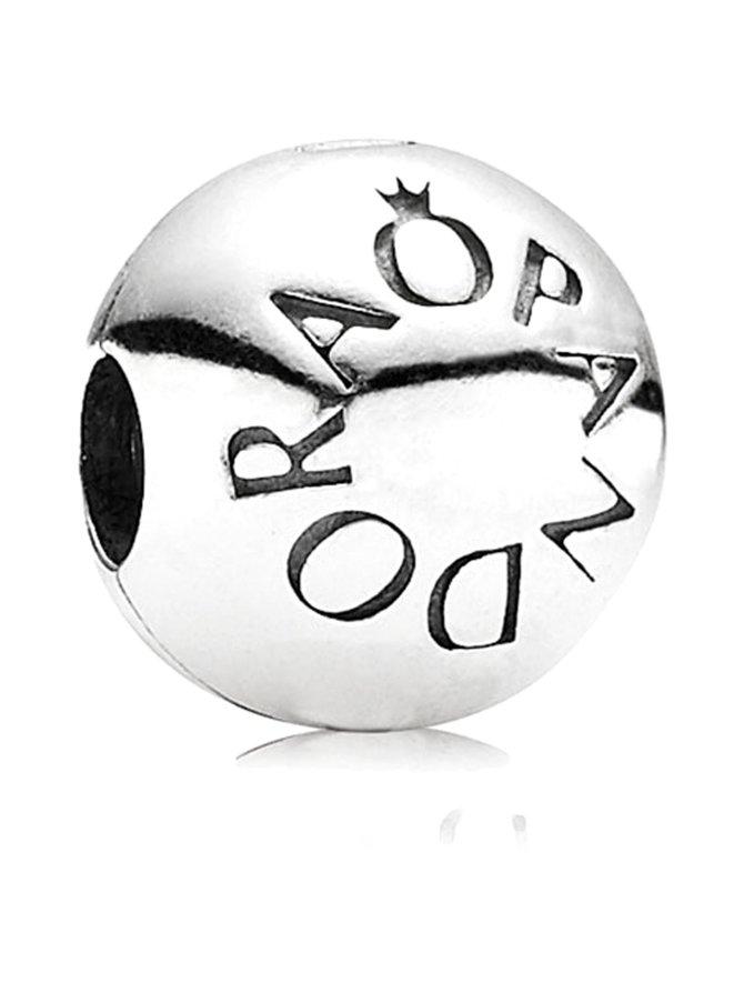 Logo Silver Clip