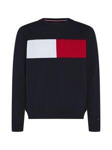 Tommy Hilfiger - Intarsia Sweatshirt -collegepaita - DW5 DESERT SKY | Stockmann