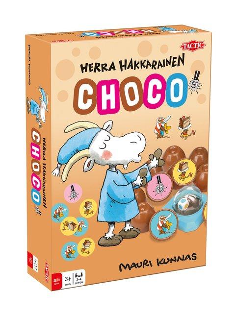 Herra Hakkarainen Choco -lautapeli