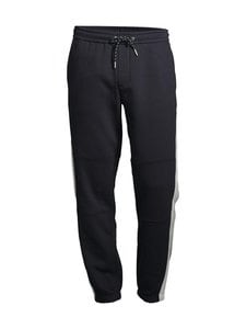 ARMANI EXCHANGE - Pantaloni-housut - 9560 DEEP NAVY/OFF-WHITE | Stockmann