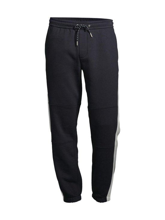 ARMANI EXCHANGE - Pantaloni-housut - 9560 DEEP NAVY/OFF-WHITE   Stockmann - photo 1