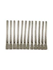Kinnunen - Metal Prong Hair Clip -hiusklipsit 12 kpl | Stockmann