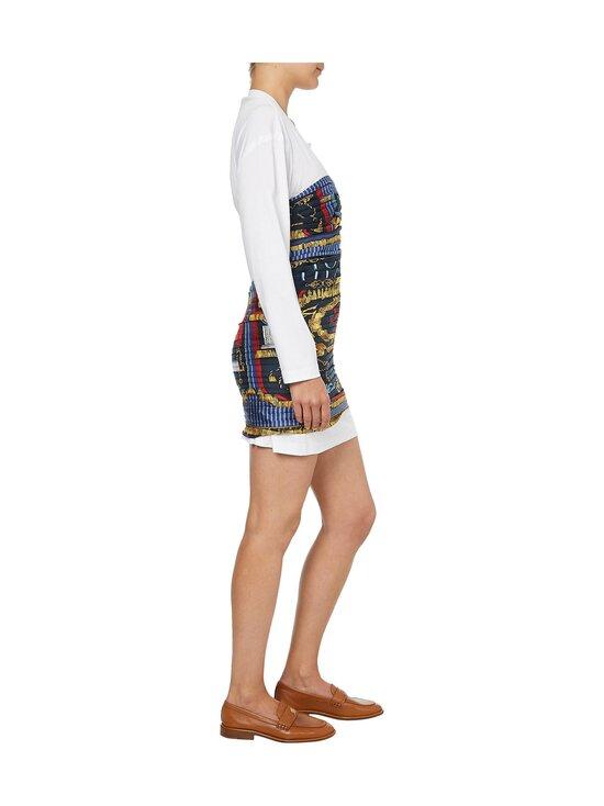 Tommy Hilfiger Collection - HCW ALUMNI FOULARD TSHIRT DRESS -silkkimekko - YCF OPTIC WHITE | Stockmann - photo 3