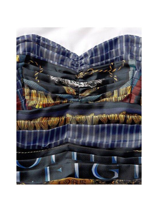 Tommy Hilfiger Collection - HCW ALUMNI FOULARD TSHIRT DRESS -silkkimekko - YCF OPTIC WHITE | Stockmann - photo 4
