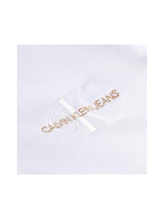 Calvin Klein Jeans - OFF PLACED MONOGRAM CREW NECK -pusero - YAF BRIGHT WHITE | Stockmann - photo 2