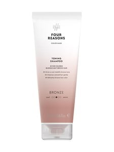Four Reasons - Color Mask Toning -shampoo 250 ml - null | Stockmann