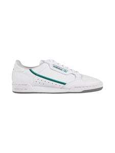 adidas Originals - Continental 80 -nahkasneakerit - FTWWHT/GLRGRN/CGREEN | Stockmann